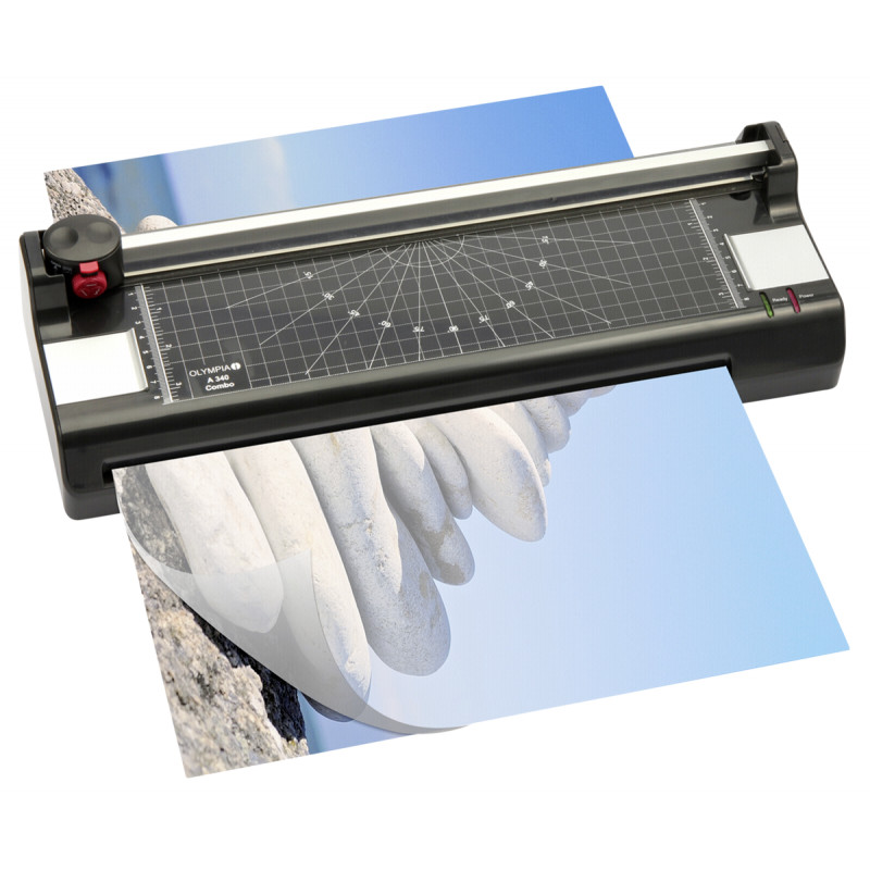 A 340 Combo DIN A3 Laminator w. Rotary Trimmer