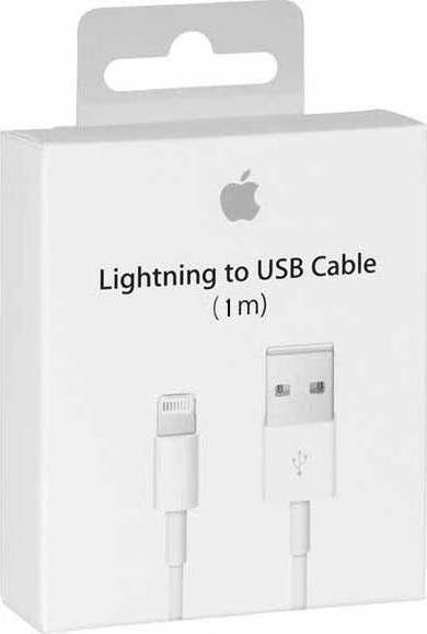 Lightning to USB Cable 1,0m