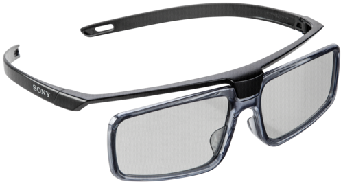 3D Glasses passive with lightweight