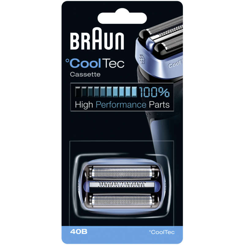 Cassette for for CoolTec shavers 40B