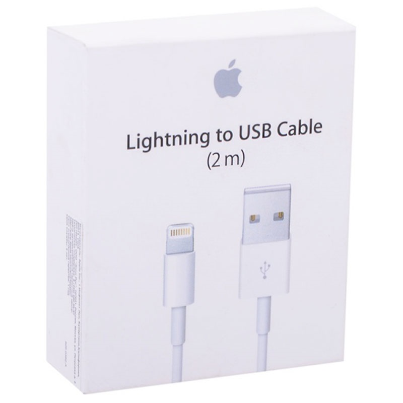Lightning to USB Cable 2,0m