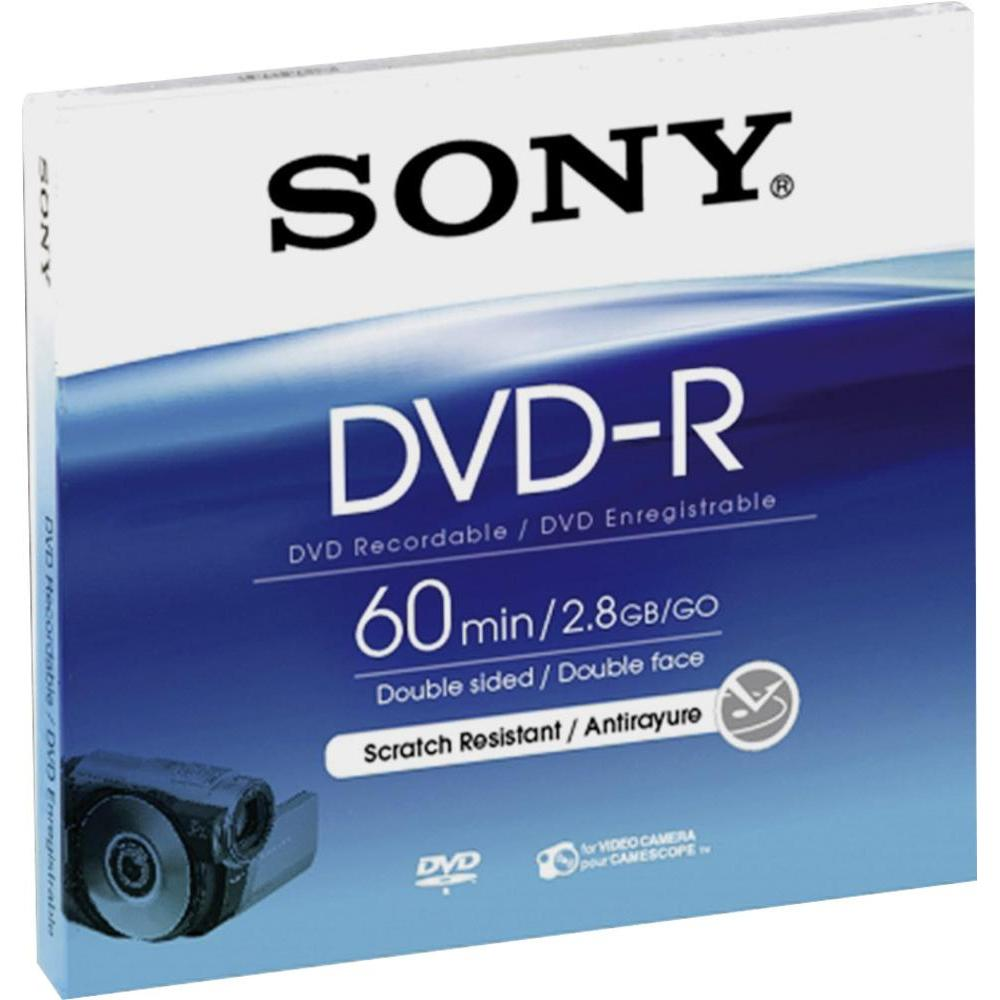 DVD-R 2,8GB 8 cm Jewel Case