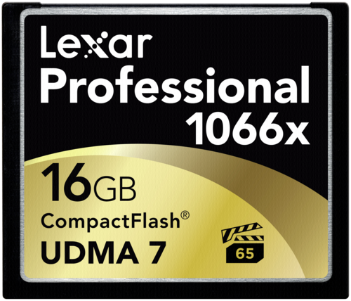CF Card 16GB 1066x Professional UDMA7