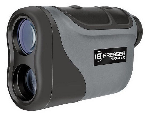 Laser Range Finder and Speedmeter 6x25 - 800m