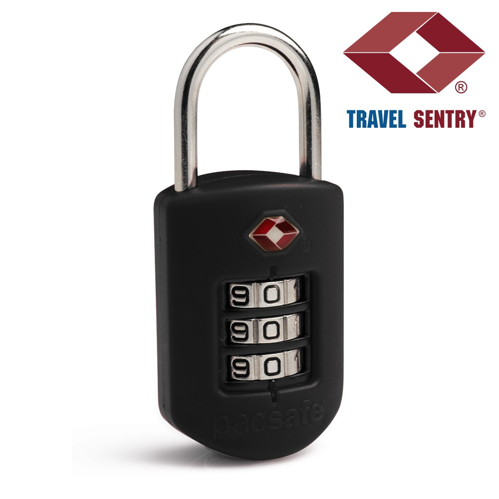 Prosafe 700 TSA Combination Padlock Black