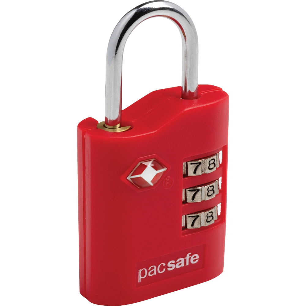 Prosafe 700 TSA Combination Padlock Red