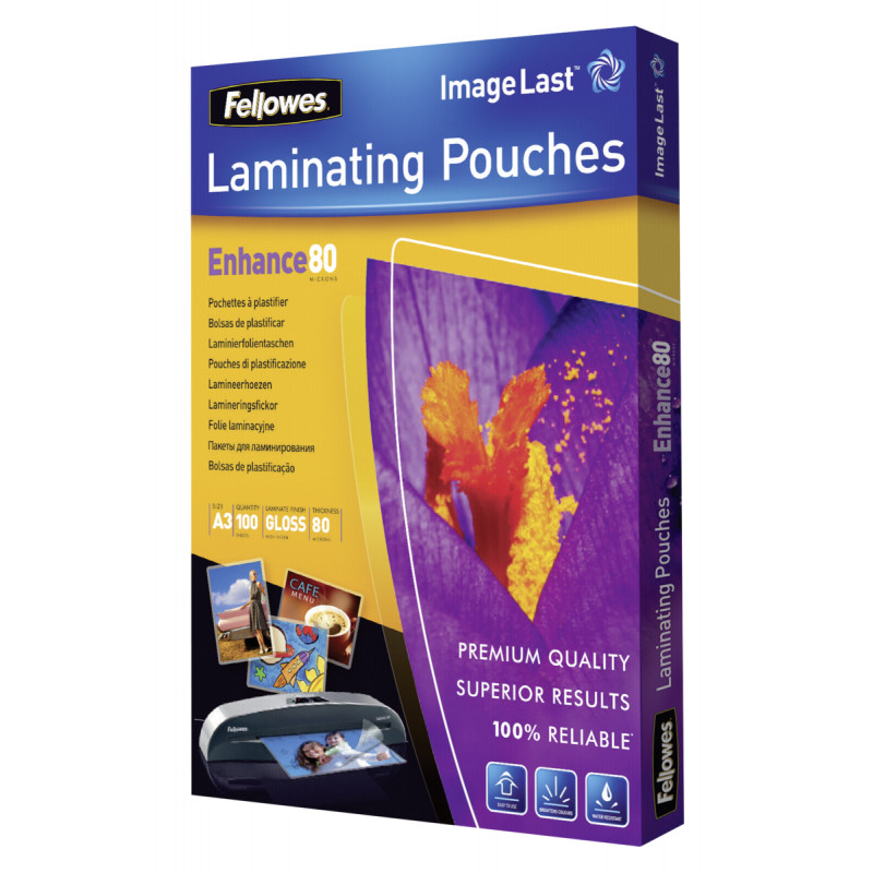 ImageLast A3 80 micron 100-pack