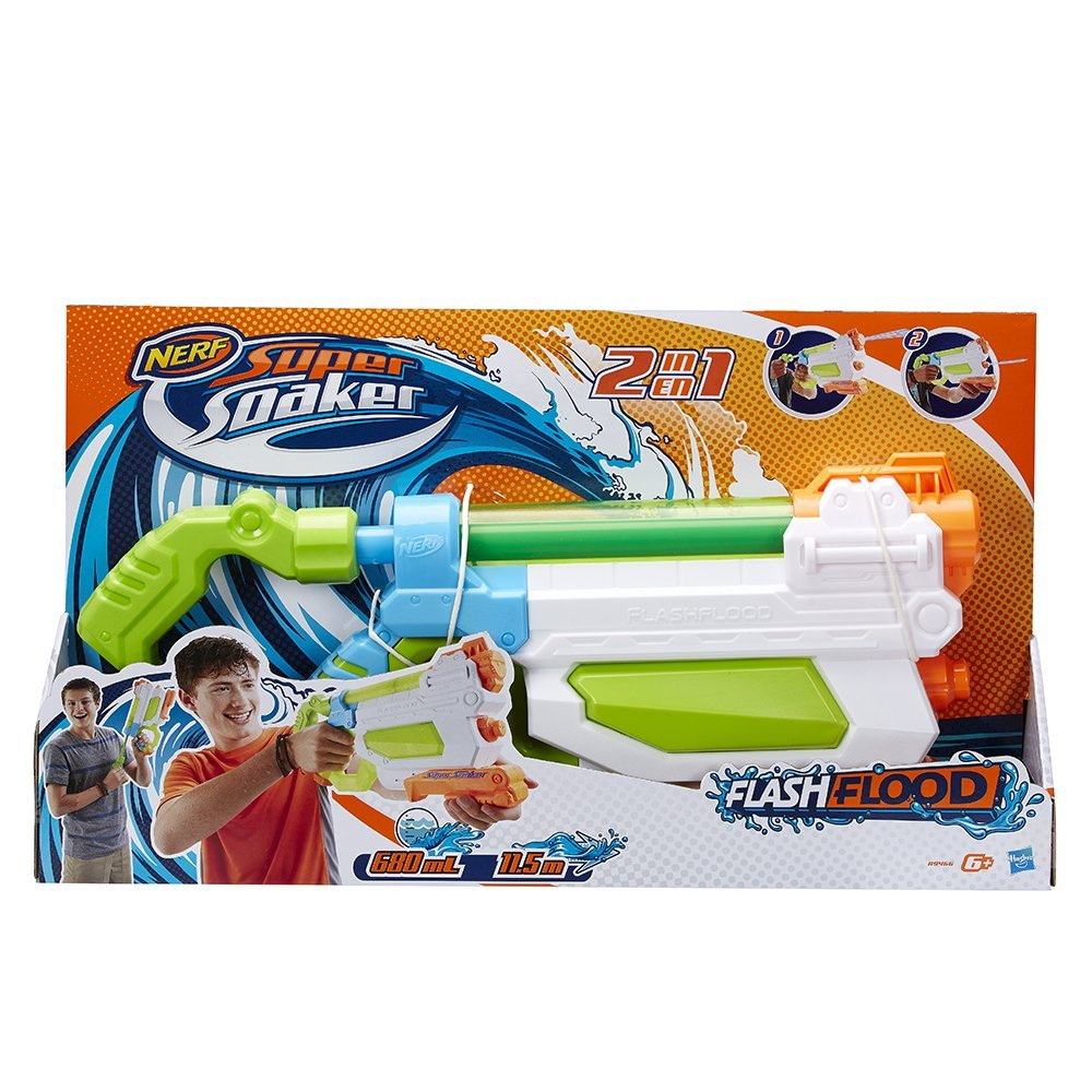 Νεροπίστολο Nerf Super Soaker Flash Flood