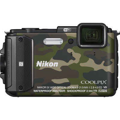COOLPIX AW130 Camouflage EU