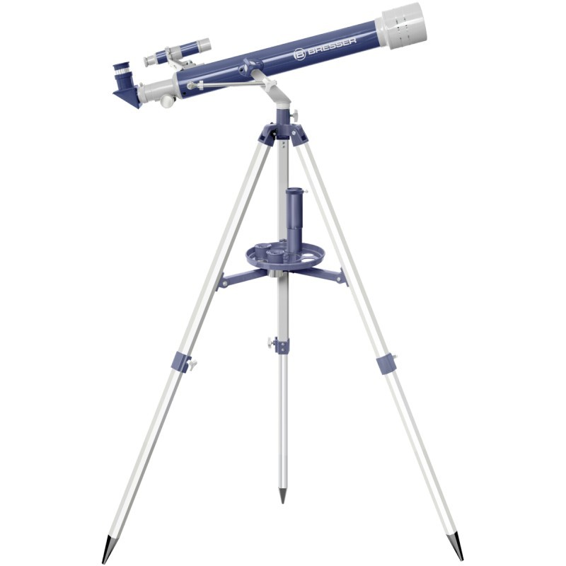 Junior Refracting Telescope 60/700mm blue/grey