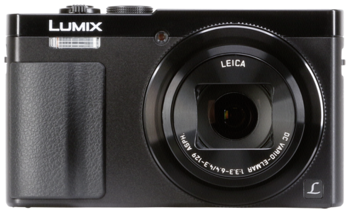 Lumix DMC-TZ70 black EU