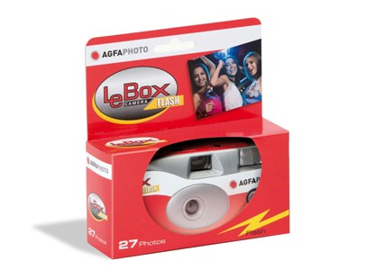 LeBox 400 27 flash
