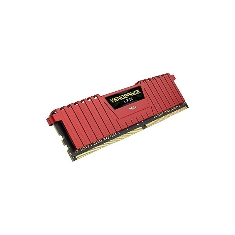 Vengeance DIMM 4GB DDR4-2400 Memory Red