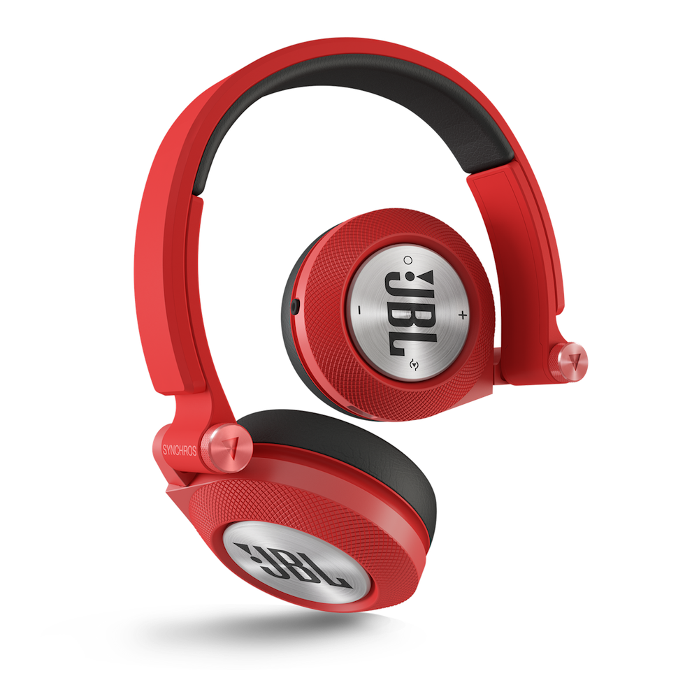 Synchros E40BT red