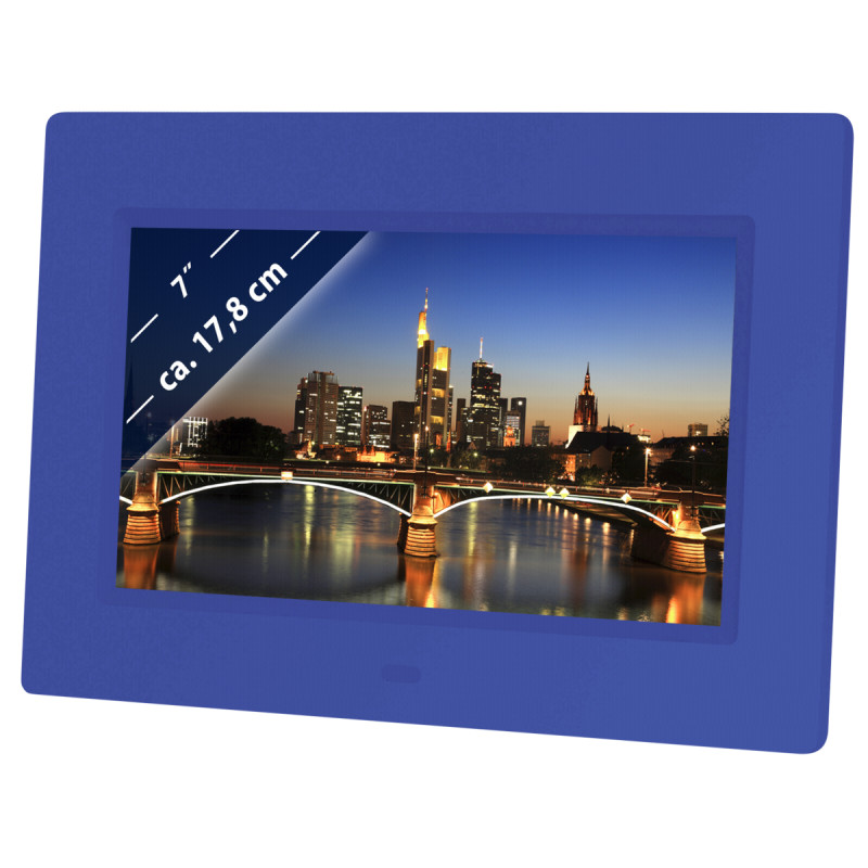 DigiFrame 709 Blue