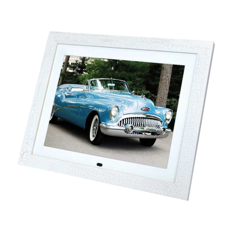 DigiFrame 15 Wood white 38,1cm (15'') COPY