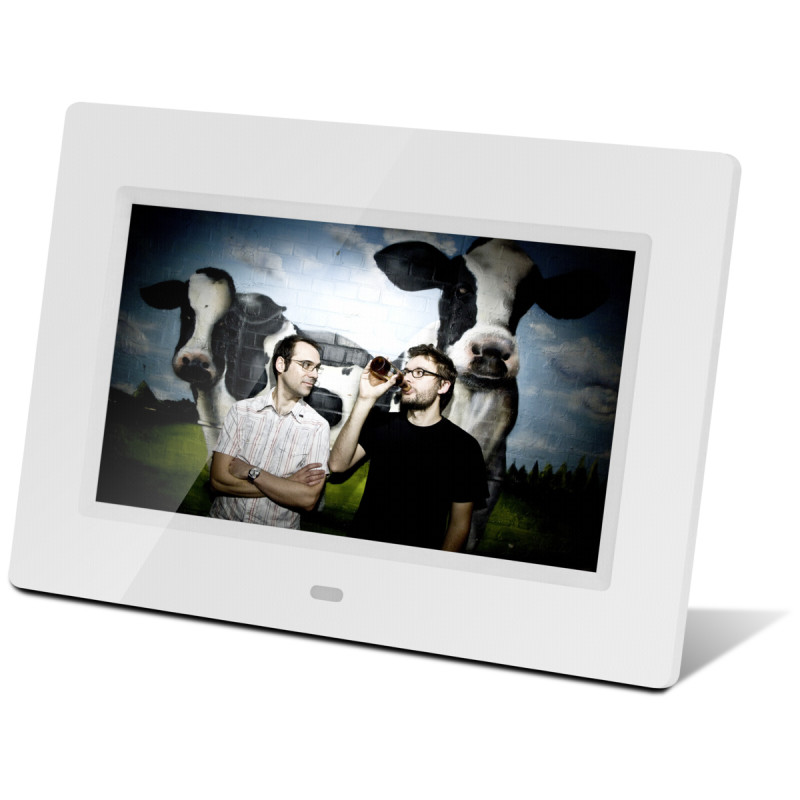 DigiFrame 711 white