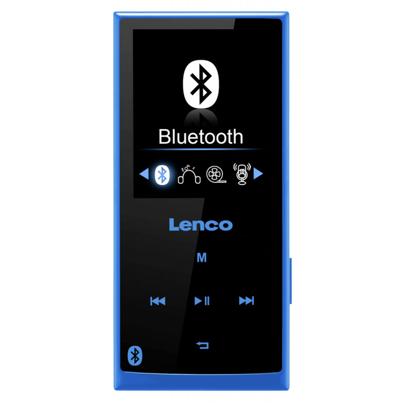 Φορητό MP3-MP4-Player Xemio 760 BT 8GB Μπλε