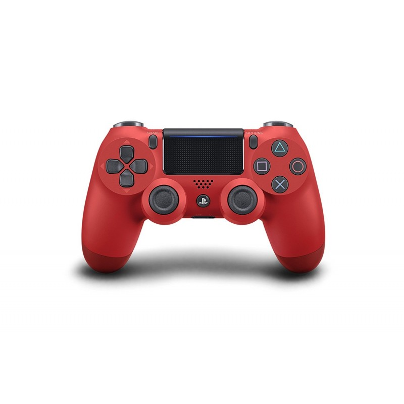 PS4 Controller Dual Shock wireless Magma Red V2