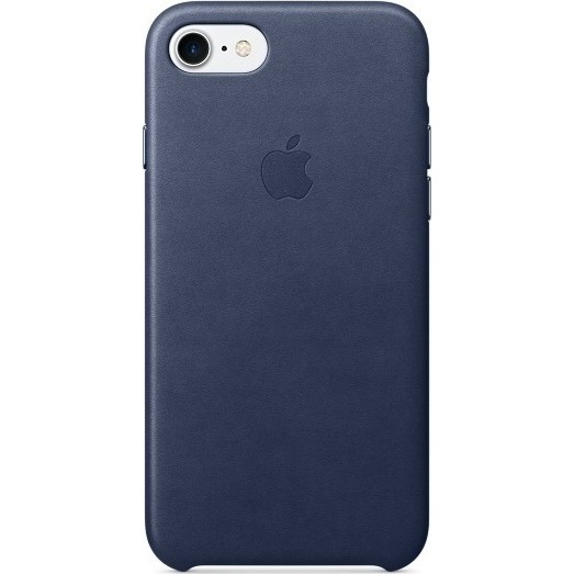 iPhone 7 Leather Case Midnight Blue