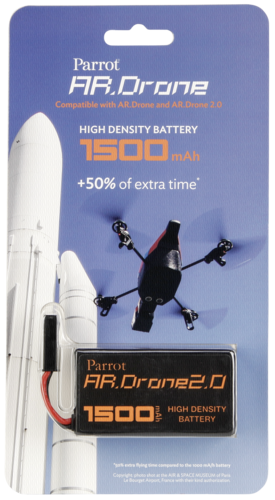Battery HD 1500 mAh for AR.Drone 2.0