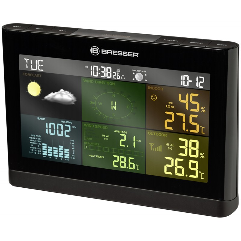 5-in-1 Comfort Weather Center