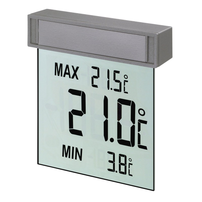 30.1025 Digit Window Thermometer